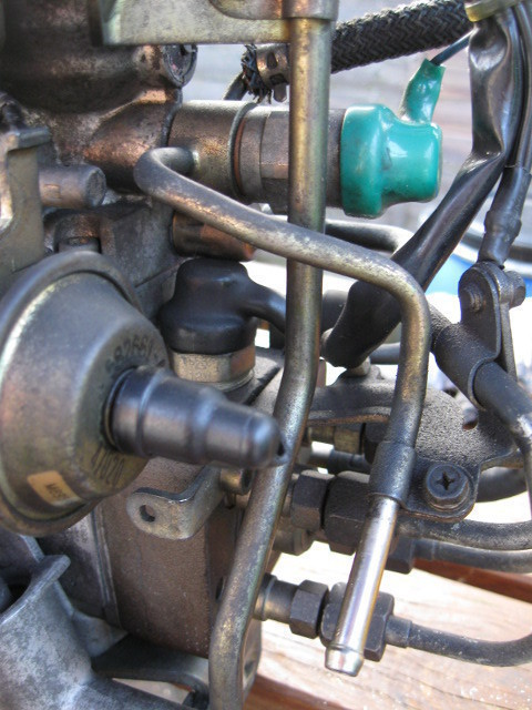 Mitsubishi Delica Fuel System Biopowered